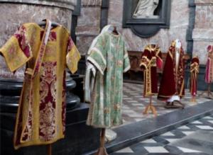 Exposition en l'église Saint-Loup à Namur