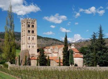 Les Journées Romanes à l'abbaye Saint-Michel de Cuxa