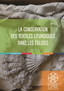 Page de couverture publication textiles