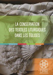 Page de couverture publication textiles