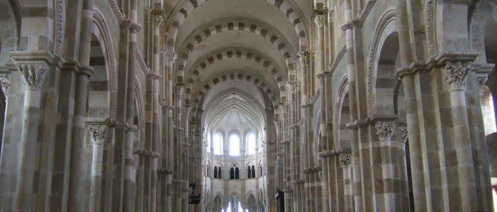 Vezelay_vue intérieure