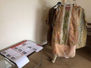 Textiles et fiches IRPA