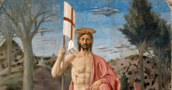 Resurrection Piero della Francesca