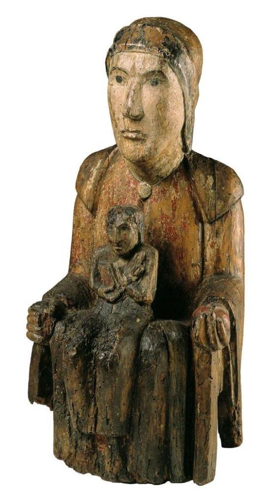 Vierge d'Evegnée