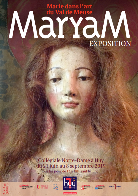 Affiche expo MARYAM