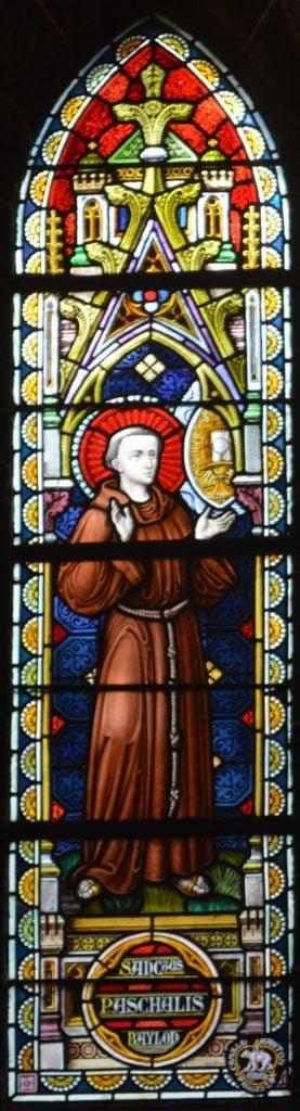 Anseremme St Pascal Baylon