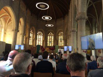 Journée d'étude Zorgen voor Morgen 2019 : un appel à la concertation