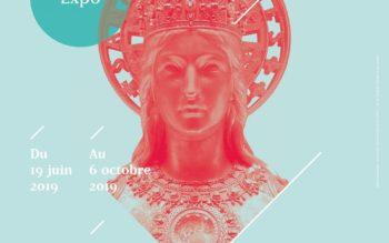 L'exposition Sainte-Foy de Conques à l'archéoforum de Liège