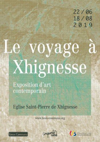 Un dialogue entre l'art contemporain et l'architecture romane à Xhignesse