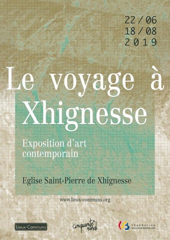 Affiche promotionnelle de l'exposition