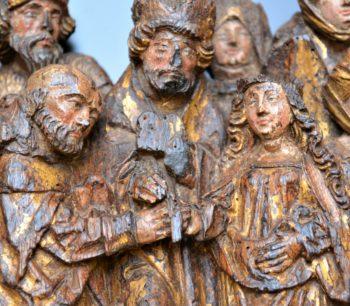 En préparation : la statuaire en bois au cœur de la troisième journée d'étude du CIPAR !