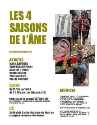 Exposition_Nivelles_affiche de promotion