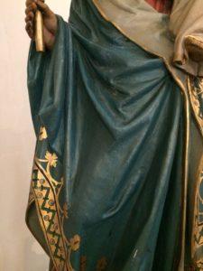Vierge à l'Enfant de Thimougies