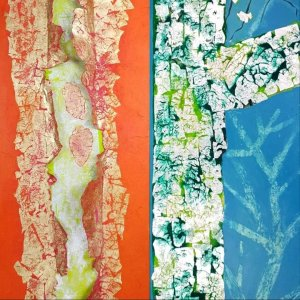 De l'art contemporain à la collégiale Sainte-Gertrude de Nivelles