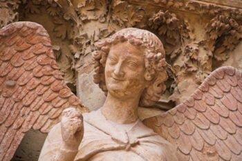 Cathédrale Reims_Ange qui sourit