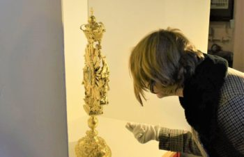Rencontre entre une étudiante en histoire de l'art et une fabrique : mission inventaire