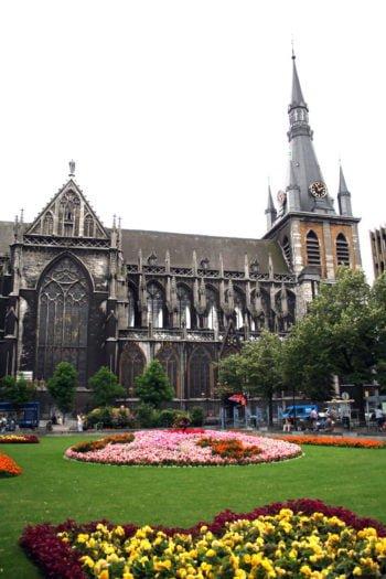 Liège_cathédrale Saint-Paul