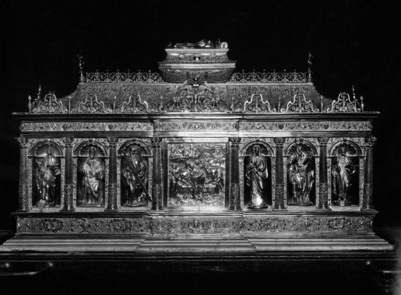 Châsse d'Andenne_XVIe siècle
