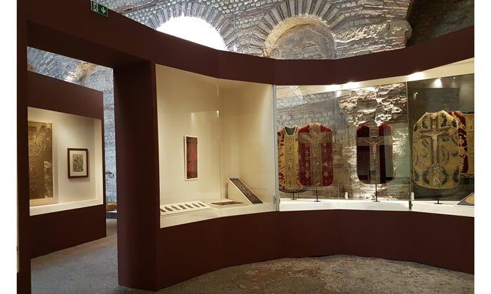 Exposition au musée de Cluny (copyright Musée de Cluny)