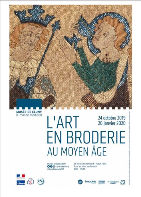 Exposition broderie_affiche promotionnelle