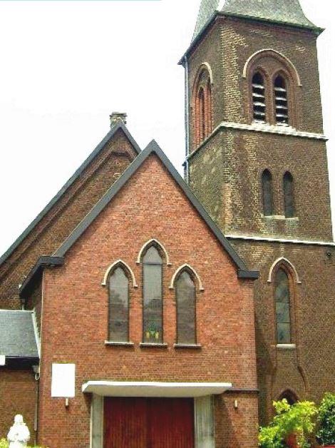 Eglise Sacré-Coeur Besonrieux