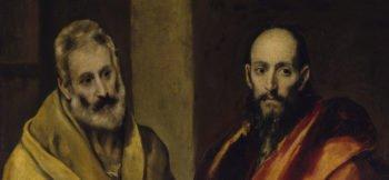 El_Greco_Les apôtres Pierre et Paul