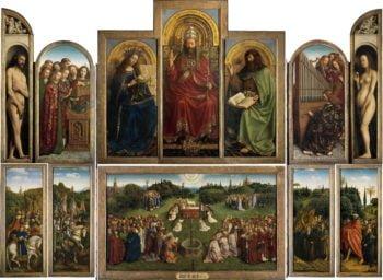«Van Eyck, une révolution optique» : exposition au MSK de Gand