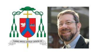 Monseigneur Delville, le nouveau président du CIPAR