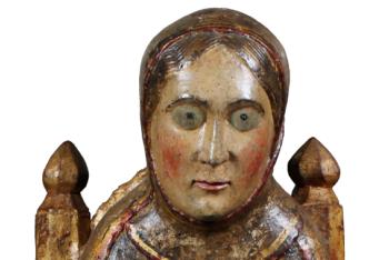 Vierge à l'Enfant de Tongre-Notre-Dame