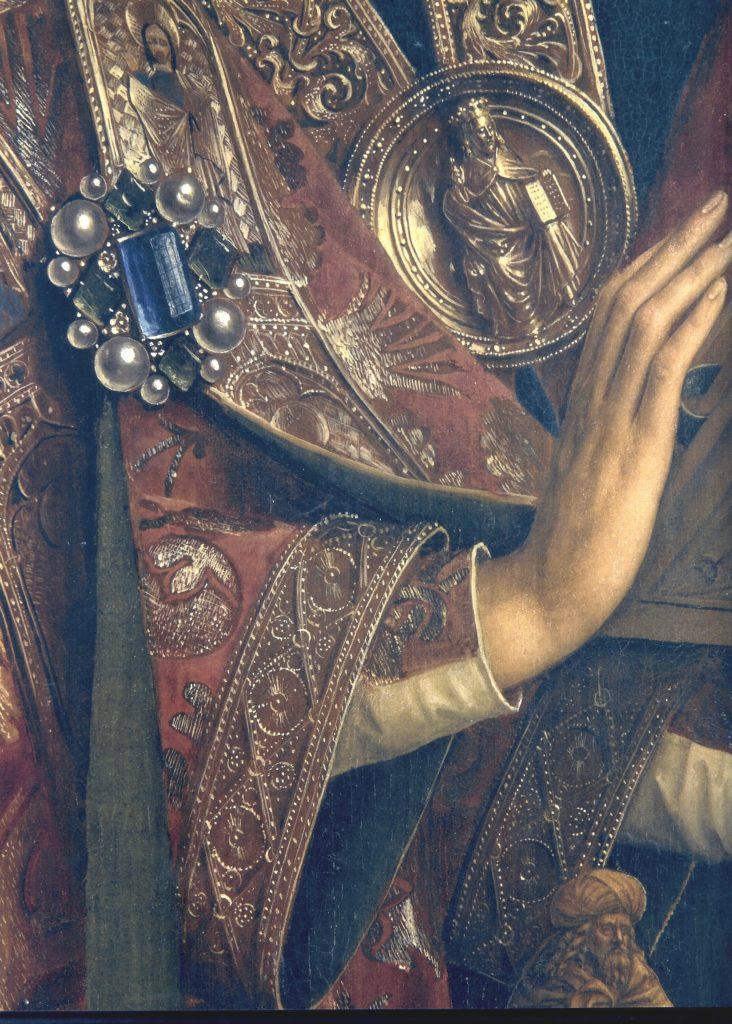 Van Eyck_détail d'une oeuvre