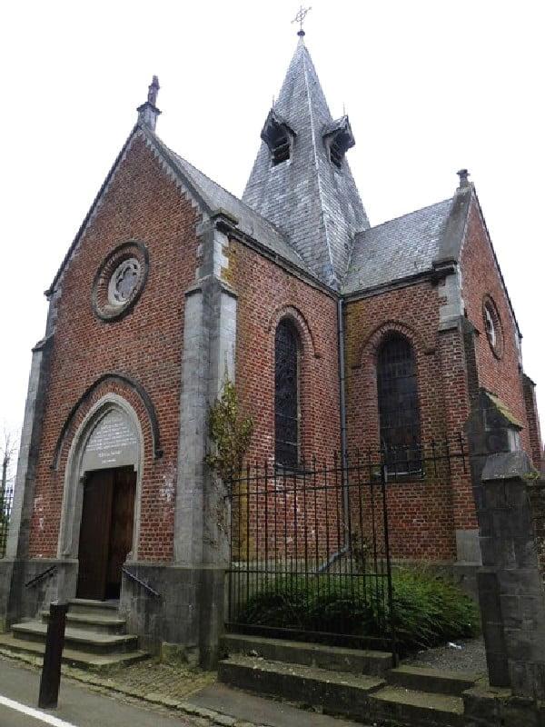 Chapelle Notre-Dame de la Fontaine_Chièvres