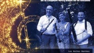 Chièvres_concert des Hanches Hantées_affiche promotionnelle