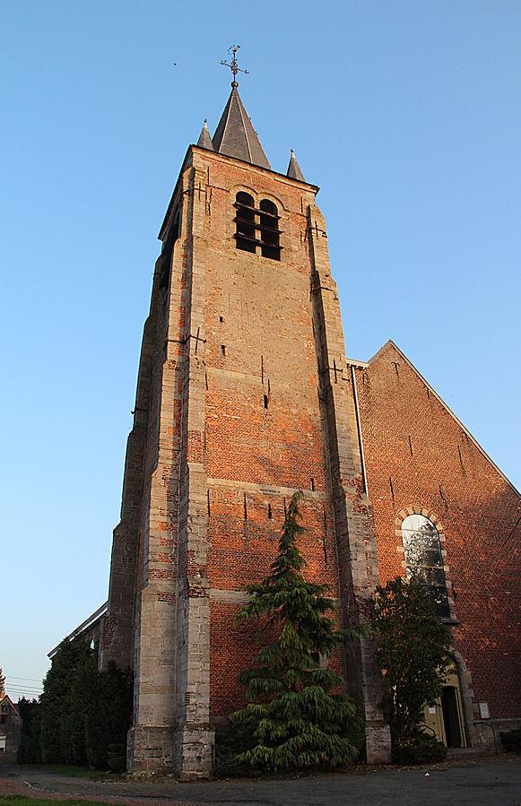 Eglise Blandain
