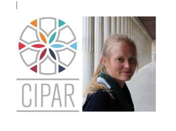 Le CIPAR accueille une nouvelle collaboratrice