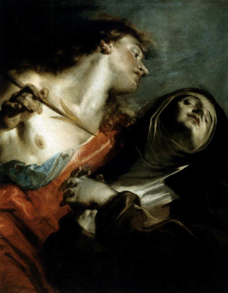 Giuseppe_Bazzani_L'Extase de sainte Thérèse