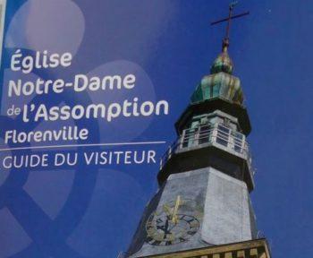 Visite de l'église de Florenville… suivez le guide