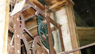 Horloge de l'église Saint-Martin_Limont