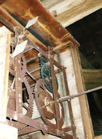 L'horloge de l'église de Limont, une mécanique intemporelle