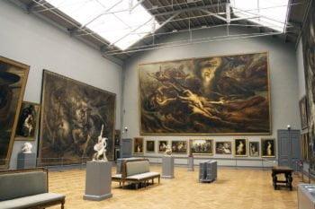 Musée Wirtz_Hall Principal