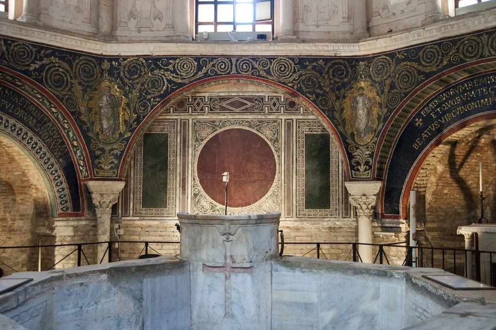 Ravenne_baptistère des orthodoxes