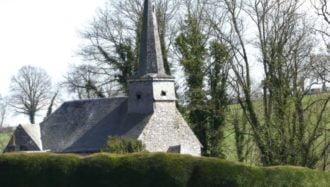 Chapelle Notre-Dame_Saint-Fontaine_Vue extérieure