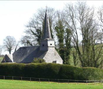 Une chapelle romane partiellement restaurée grâce au Fond Richard Forgeur