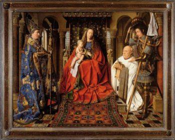 Jan Van Eyck : l'œuvre du Maître au plus proche de chez vous