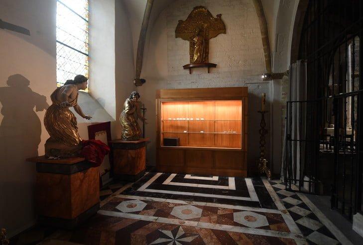 Vol_trésor de cathédrale