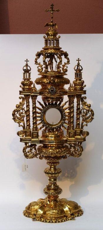 Un nouveau trésor déposé au Musée diocésain de Namur
