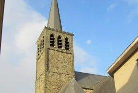 Eglise Saint-Pierre de Lessines_clocher