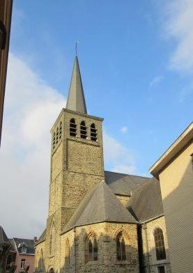 Eglise Saint-Pierre de Lessines_clocher