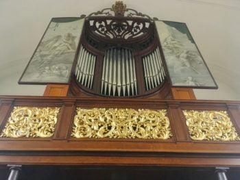 L'orgue de Mortroux chante à nouveau