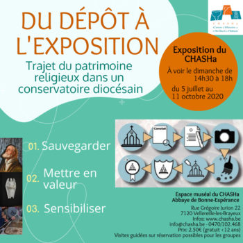 L'abbaye de Bonne-Espérance dans son écrin de verdure – Journées du Patrimoine 2020