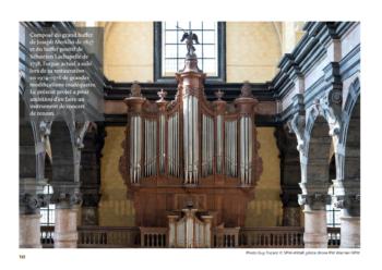 Les orgues de Saint-Loup mis à terre pour restauration